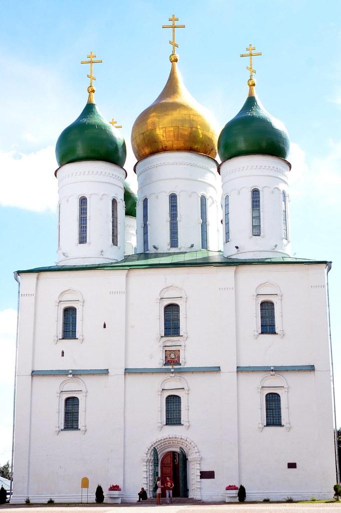 kolomna church