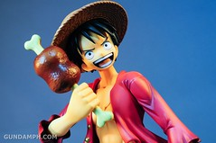 Monkey D. Luffy - P.O.P Sailing Again - Figure Review - Megahouse (33)