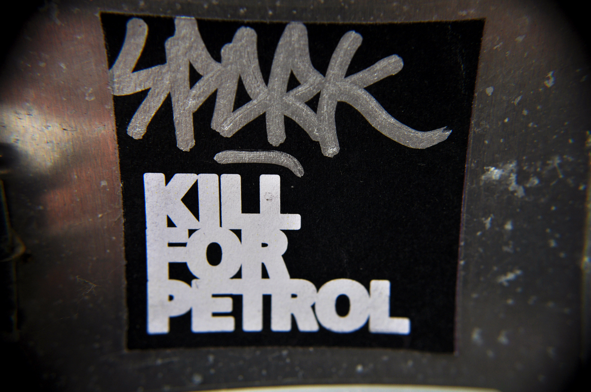 KILL FOR PETROL