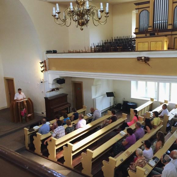 Church Day (7/27/14)