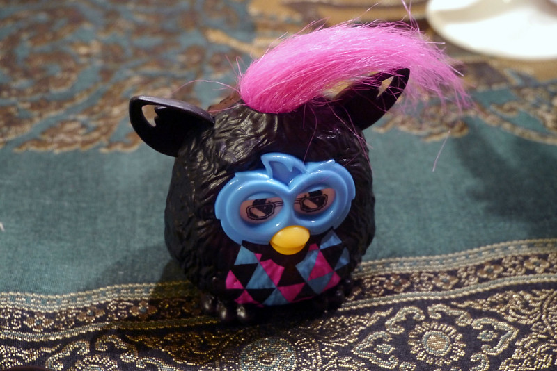 Furby McDonald's Happy Meal 002
