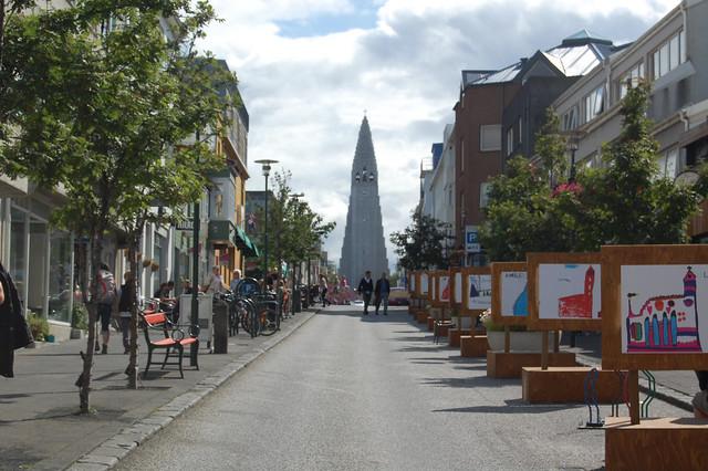 Laugavegur Reykjavik