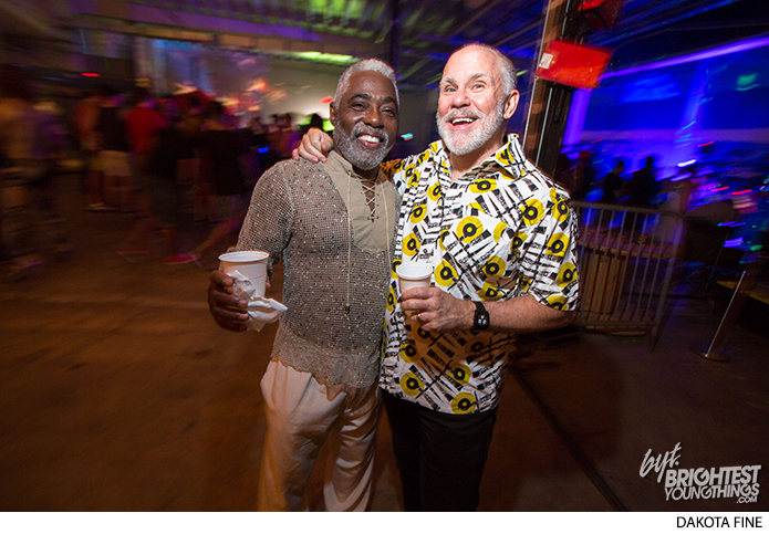 BYT hosts the official D.C. Capitol Pride Party at Union Market on Friday, June 6, 2014.