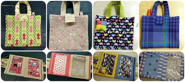 Sewing Pouch Class June14