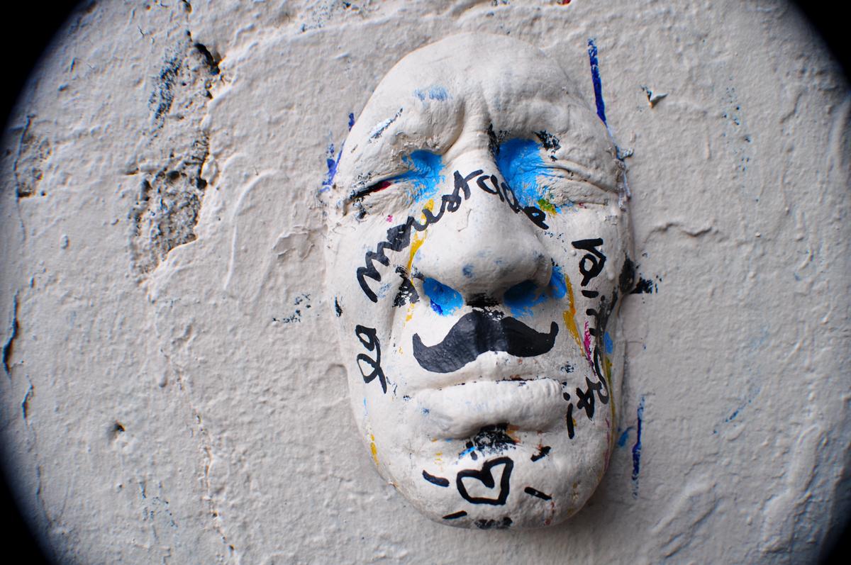 Gregos La Moustache Vaincra