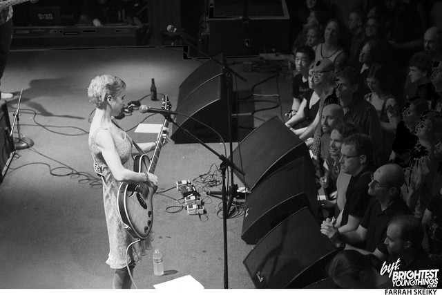 Throwing Muses Tanya Donelly 9:30 Club Farrah Skeiky Brightest Young Things 11