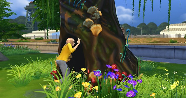 Guide: How to Unlock The Sims 4's Hidden Lots (4/6)