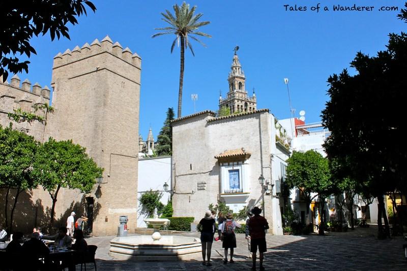 SEVILLA - Plaza de la Alianza