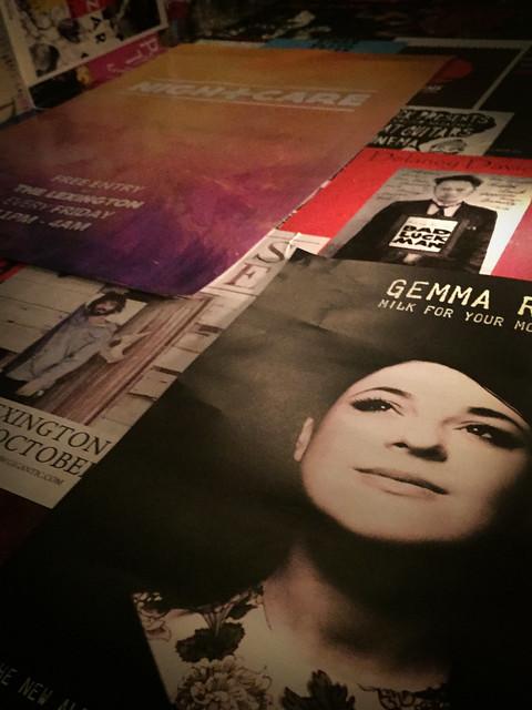Gemma Ray at the Lexington