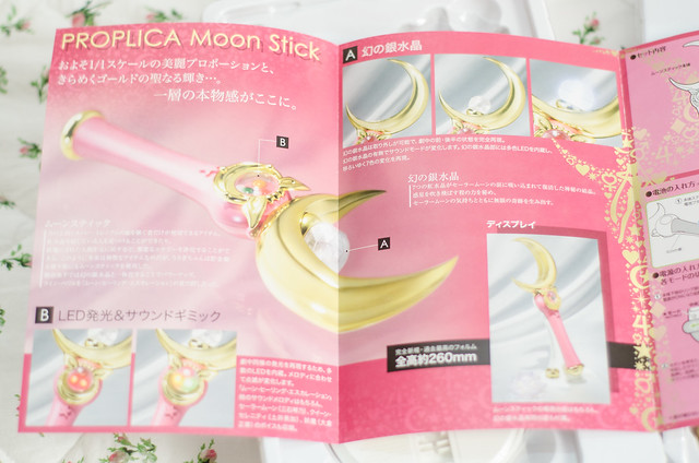 PROPLICA Moon Stick Instructions Part 1