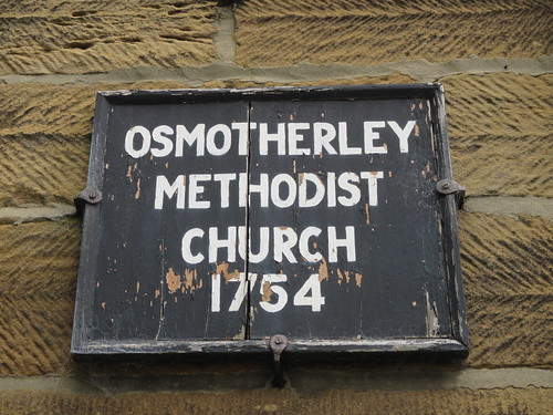 Osmotherley Methodist Church 1754