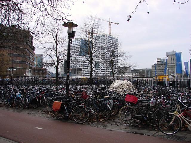 Now Where Did I Park My Bike? (3/6)
