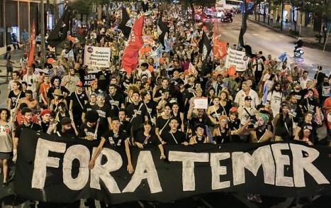 Movimento realiza acampamentos nacionais a cada dois anos, intercalados com acampamentos regionais. - Créditos: Levante Popular da Juventude