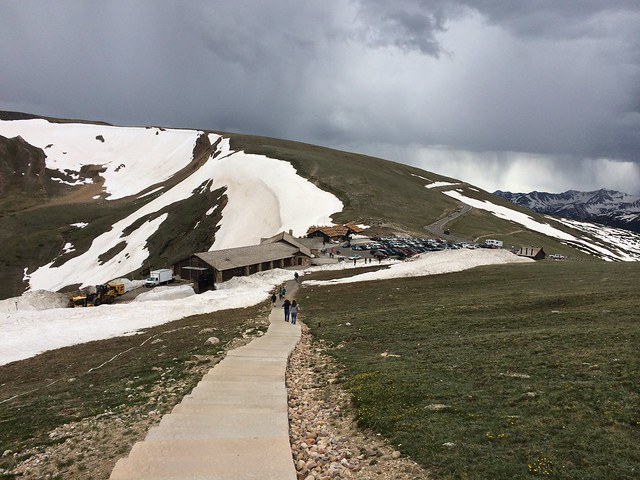 Picture from Rocky Mountain National Park