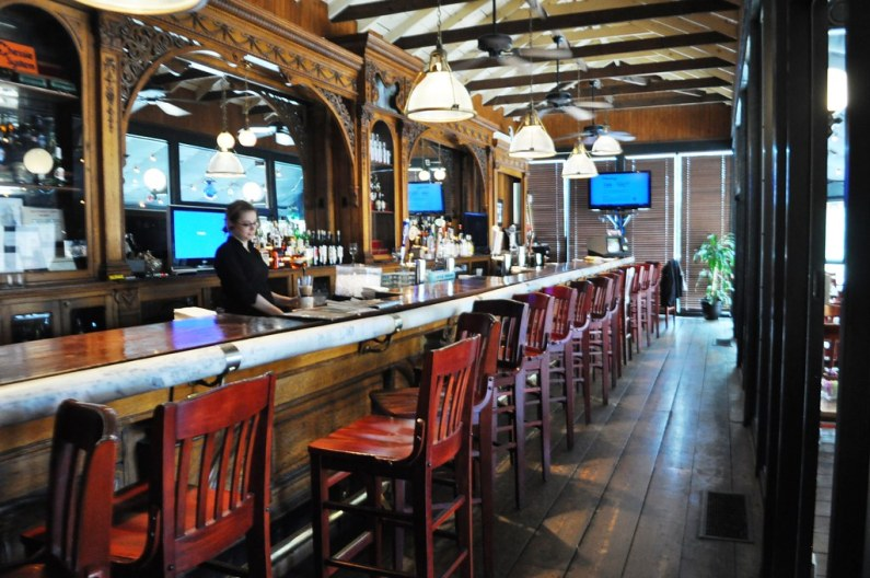 The Depot Grille Offers Farm-to-Fork Dining in Staunton, Va.