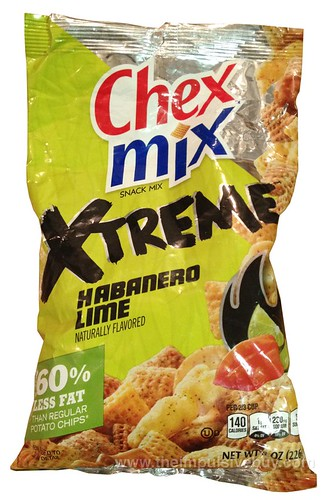 Chex Mix Xtreme Habanero Lime Snack Mix