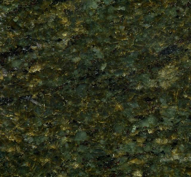 Seaweed Green Granite Garnetiferous Charnockite Precambr