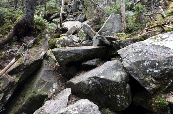 Carlo Col Rock Scramble
