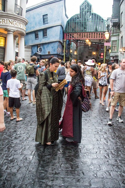 Diagon Alley soft opening at Universal Orlando