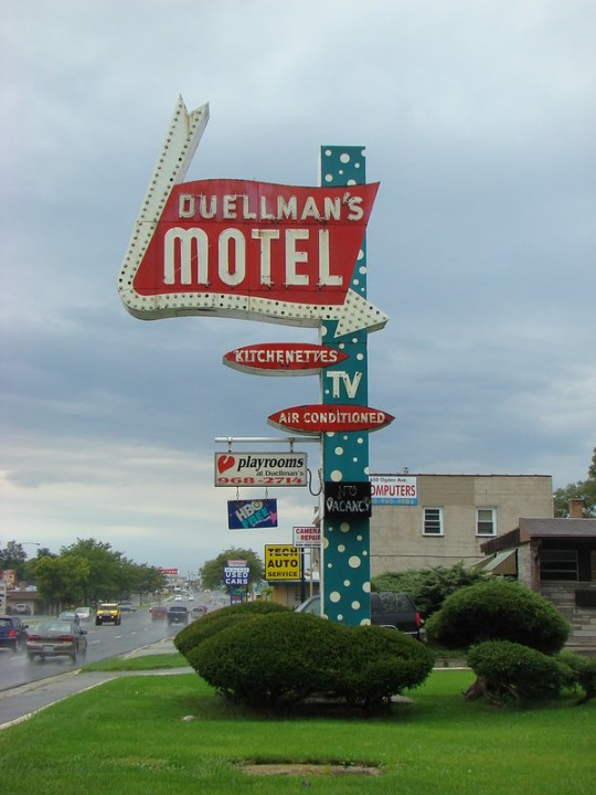 Duellman's Motel - Downers Grove, Illinois U.S.A. - August 18, 2007