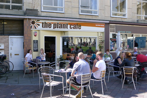 The Plant Cafe, Exeter