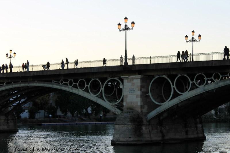 SEVILLA - Puente de Triana
