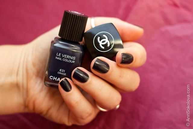 05 Chanel #631 Orage
