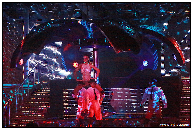 Franco Dragone,TABOO,Trenyce Cobbins,地表演秀,新濠天,澳門,美國偶像,色惑 @VIVIYU小世界