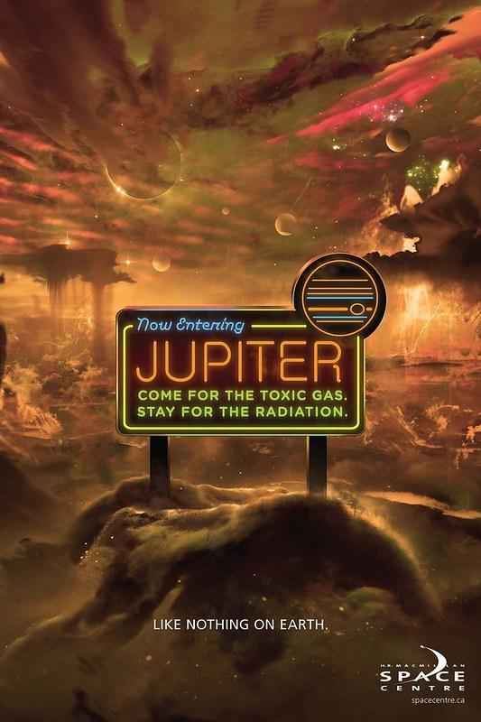 Space Center - Jupiter