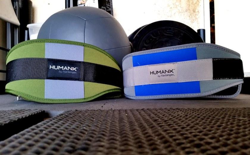 Harbinger HumanX CoreFlex Belts