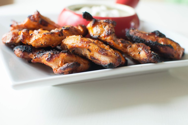 Grilled Buffalo Chicken 1