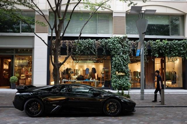 Lamborghini Murciélago 2014/08/03 X1002155