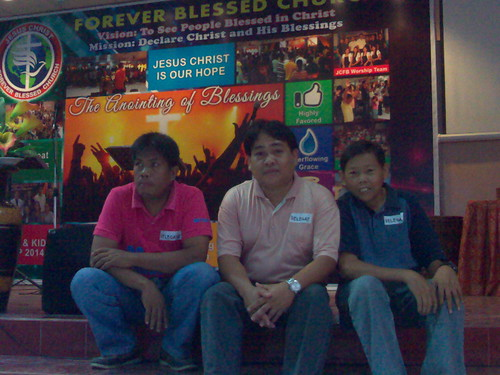 Grace Invasion Seminar Overflow w/ God's Favor by joy san gabriel
