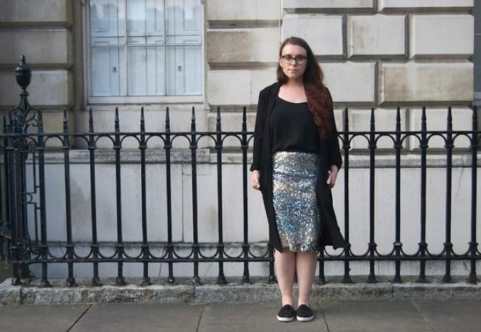 london fashion week street style ss15