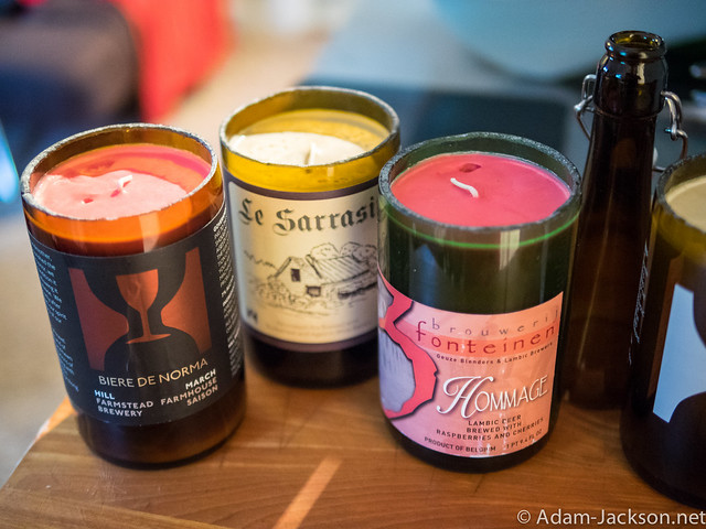 Hill Farmstead Candles