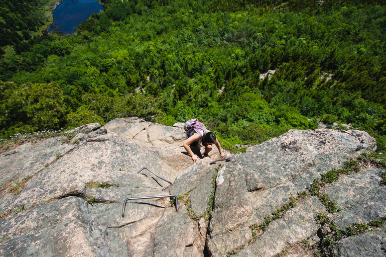 Acadia National Park | Beehive Trail