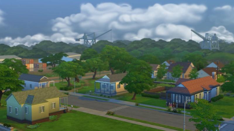 Les Sims 4 Willow Creek