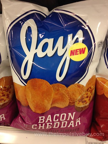 Jays Bacon Cheddar Potato Chips