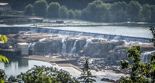 Willamette River Locks