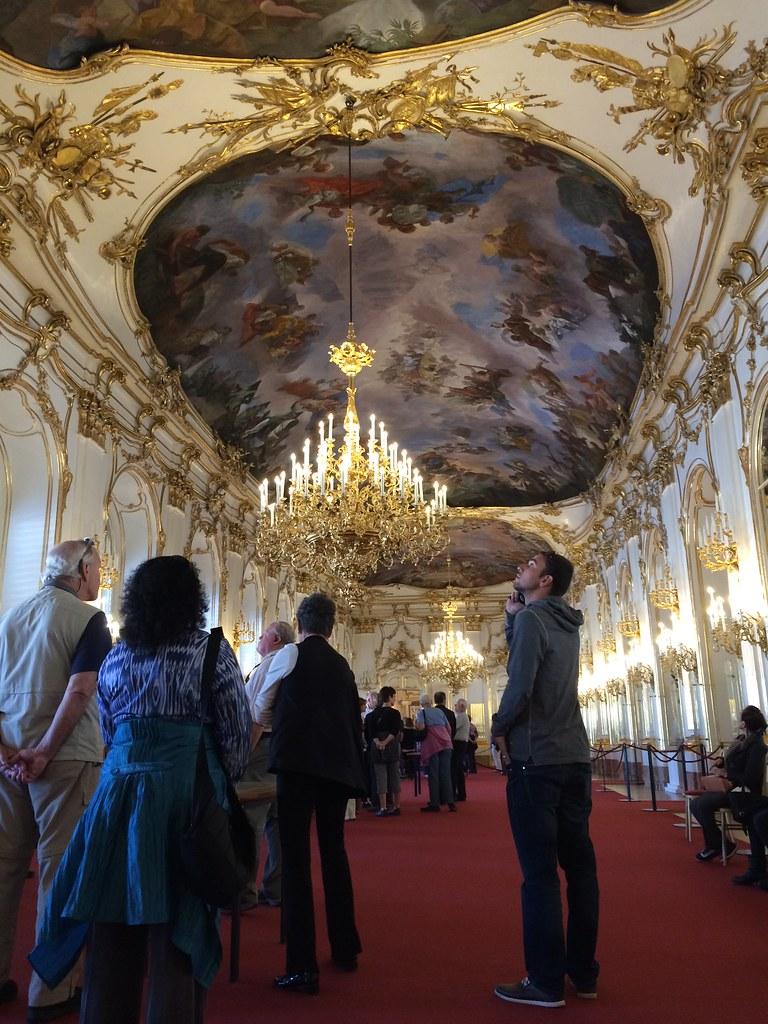Hanging in Vienna, Austria (9/29/14)