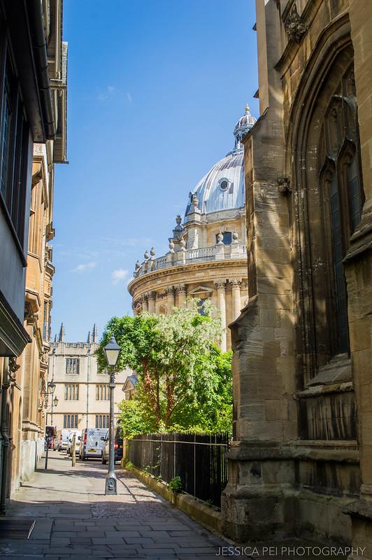 Lamp Oxford University
