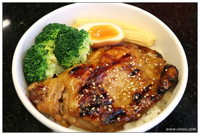 便當,新北市,永和,燒肉,美食 @VIVIYU小世界