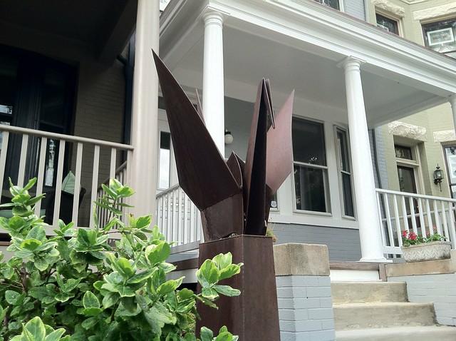 Heavy metal origami