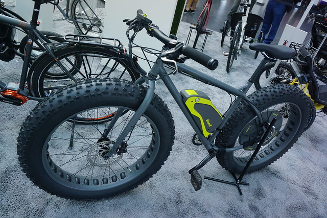 Eurobike 2014: BionX fat-e-bike