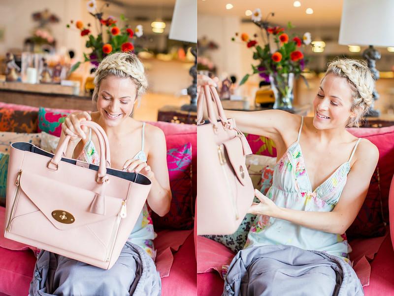 wedding gift mulberry bag