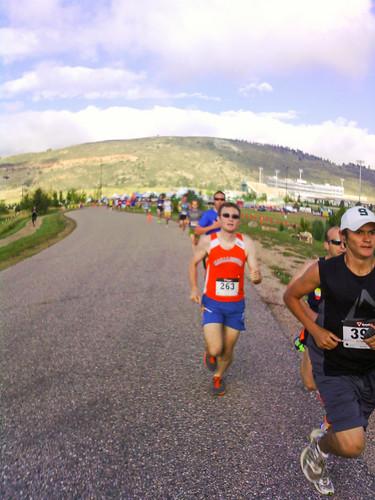 Half mile