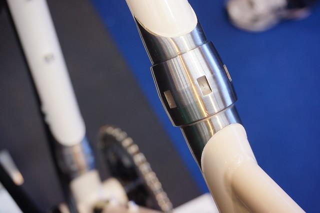 Eurobike 2014: Surly World Troller detail