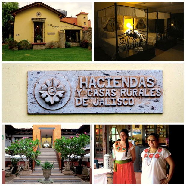 Haciendas mexicanas en Jalisco
