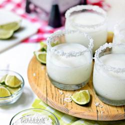 Coconut Margaritas