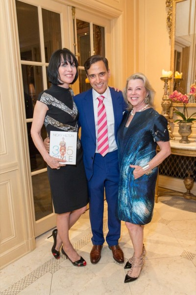 Christine Suppes, Alan Malouf, Jeanne Lawrence